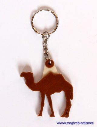porte-clé chameau